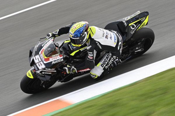 Tito Rabat, Avintia Racing.