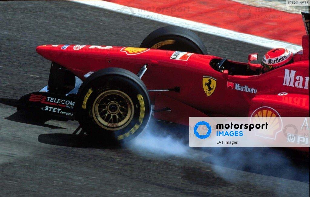 1996 Portuguese Grand Prix.