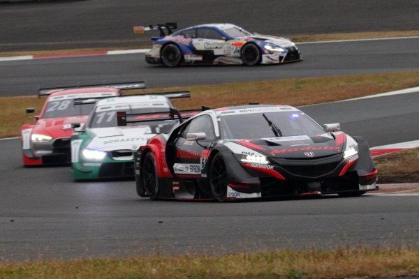 Super GT - DTM Dream Race. Narain Karthikeyan, Modulo Nakajima Racing, Honda NSX-GT GT500, 1st in race two
