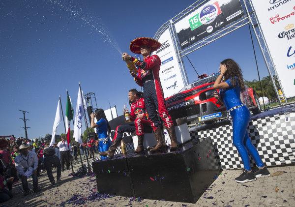 Sébastien Ogier, Julien Ingrassia, Citroen Racing WRC, Citroen C3 WRC