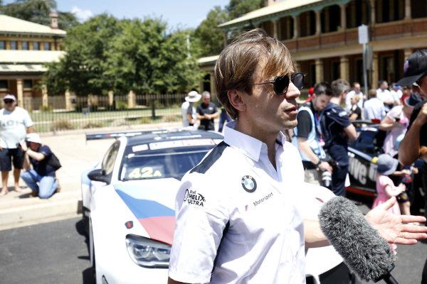#42 BMW Team Schnitzer BMW M6 GT3: Augusto Farfus.