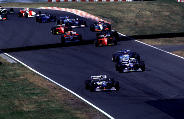 1995 Hungarian Grand Prix.