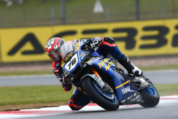 Loris Baz, Althea Racing.