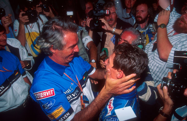 1994 Australian Grand Prix.