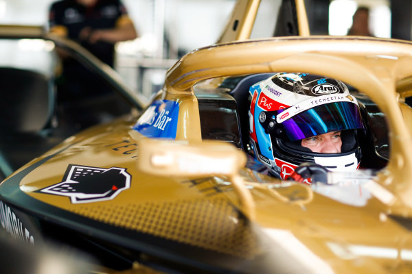 Nicolas Lapierre (FRA), Rookie Test Driver for DS Techeetah, DS E-Tense FE20