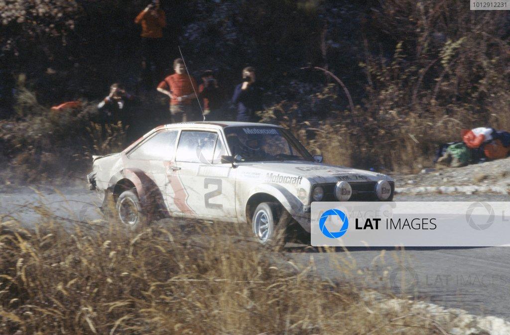1979 World Rally Championship.