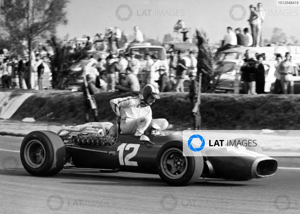 1967 Mexican Grand Prix.