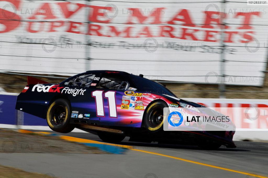 2011 NASCAR Sears Point