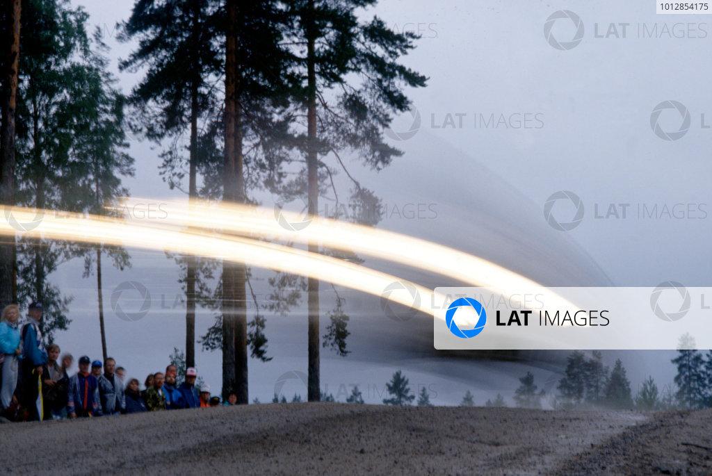 FIA World Rally Championship.