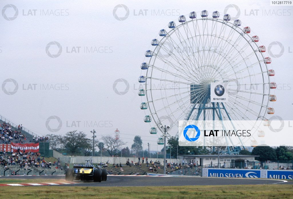 2003 Japanese Grand Prix