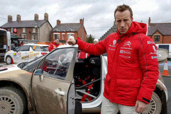 2014 World Rally Championship Wales Rally GB 13-16th November 2014 Kris Meek.  Citroen WRC. Portrait Worldwide Copyright: McKlein/LAT