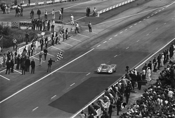 1970 Le Mans 24 hours.
