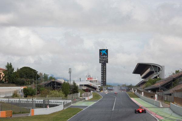 2016 Barcelona Testing. Circuit de Catalunya, Barcelona, Spain. Thursday 21st April. Jack Aitken, (GBR, Arden International). Action.  World Copyright: Alastair Staley/LAT Photographic. ref: Digital Image 585A7764