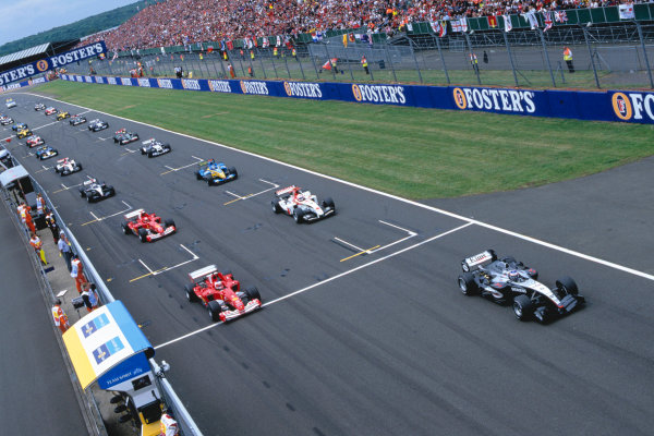 2004 British Grand Prix