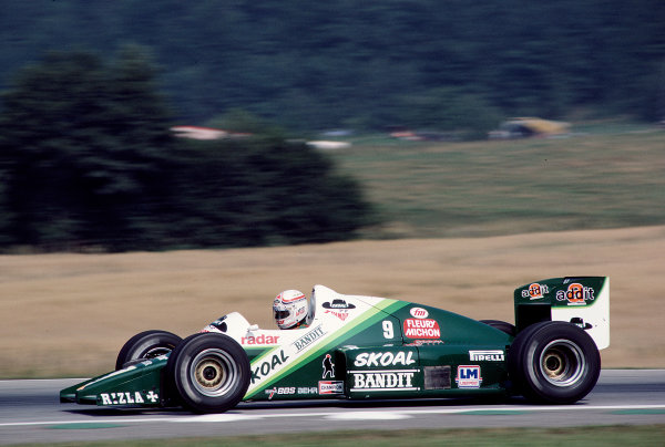 1985 Austrian Grand Prix.