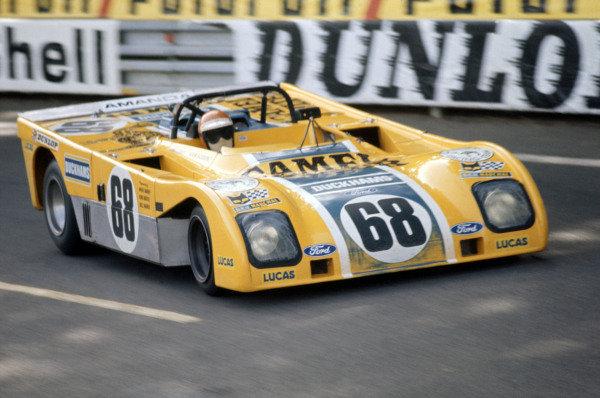 1972 Le Mans 24 HoursLe Mans, France. 10th - 11th June.Chris Craft/Alain de Cadenet (Duckhams LM-Ford Cosworth), 12th position.World Copyright: Murenbeeld/LAT Photographicref: 35mm Transparency Image
