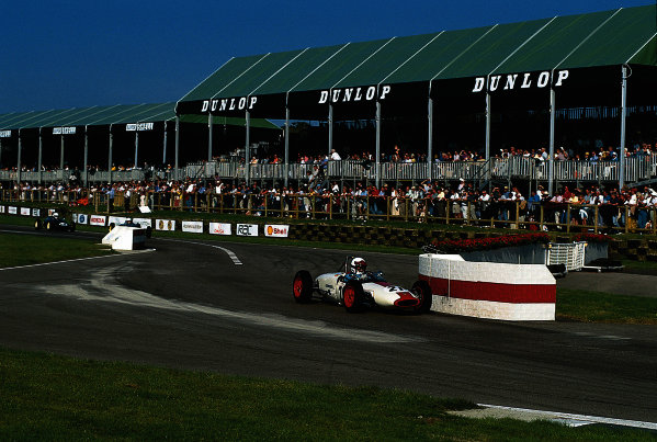 Goodwood, Great Britain.19th - 20th September 1998.World Copyright: Jeff Bloxham/LAT Photographic. Ref: TP48.