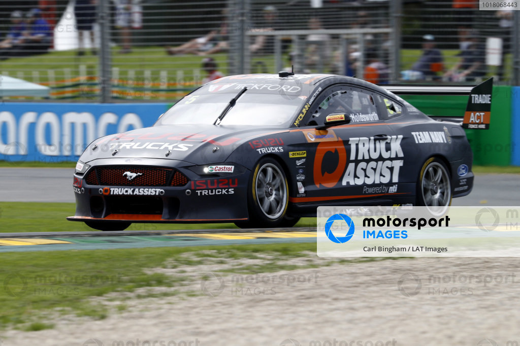 Lee Holdsworth, Tickford Racing Ford