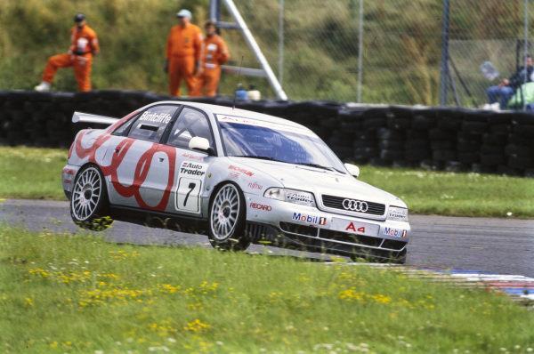 John Bintcliffe, Audi Sport UK, Audi A4.