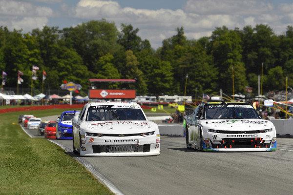 #36: Josh Williams, DGM Racing, Chevrolet Camaro Star Tron / Star brite / Sleep Well