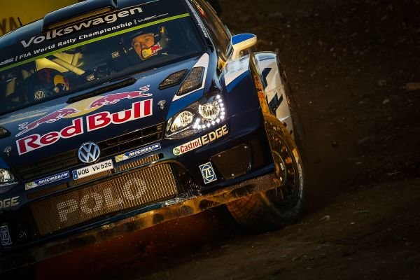 Sebastien Ogier (FRA) / Julien Ingrassia (FRA), Volkswagen Polo R WRC at FIA World Rally Championship, Rd12, RAAC Rally de Espana, Preparations and Shakedown, Costa Daurada, Catalunya, Spain, 22 October 2015.