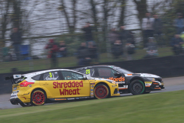 BTCC at Brands Hatch, Barber IndyCars, the Goodwood Members' Meeting and more