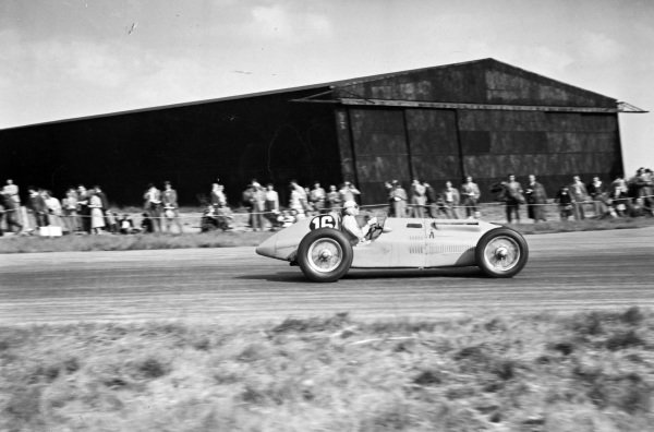Louis Rosier, Talbot-Lago T26C.