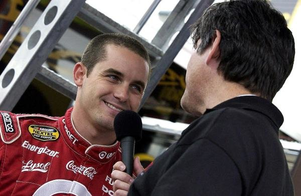 Casey Mears (USA) Ganassi Racing Target Dodge finished in thirty-first position.NASCAR Nextel Cup Series, Rd 15, DHL 400, Michigan International Speedway, Brooklyn, Michigan, USA, 20 June 2004.DIGITAL IMAGE