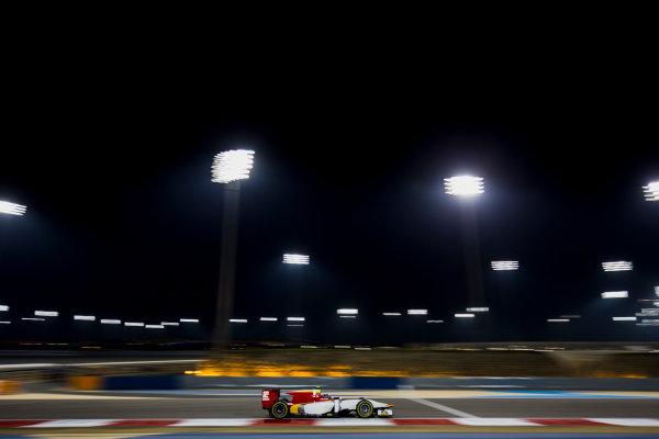 2017 FIA Formula 2 Round 1. Bahrain International Circuit, Sakhir, Bahrain.  Friday 14 April 2017. Stefano Coletti (MON, Campos Racing)  Photo: Zak Mauger/FIA Formula 2. ref: Digital Image _X0W4046