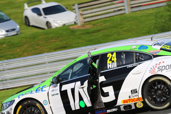 2017 British Touring Car Championship, Oulton Park, 20th-21st May 2017, Jake Hill (GBR) TAG Racing Volkswagen CC World copyright. JEP/LAT Images