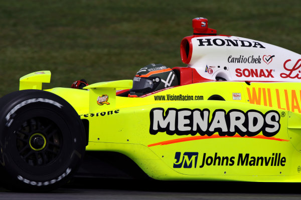 Ed Carpenter (USA), Vision Racing.IndyCar Series, Rd13, Honda Indy 200, Mid Ohio Sports Car Course, Lexington, OH, USA. 7-9 August 2009.