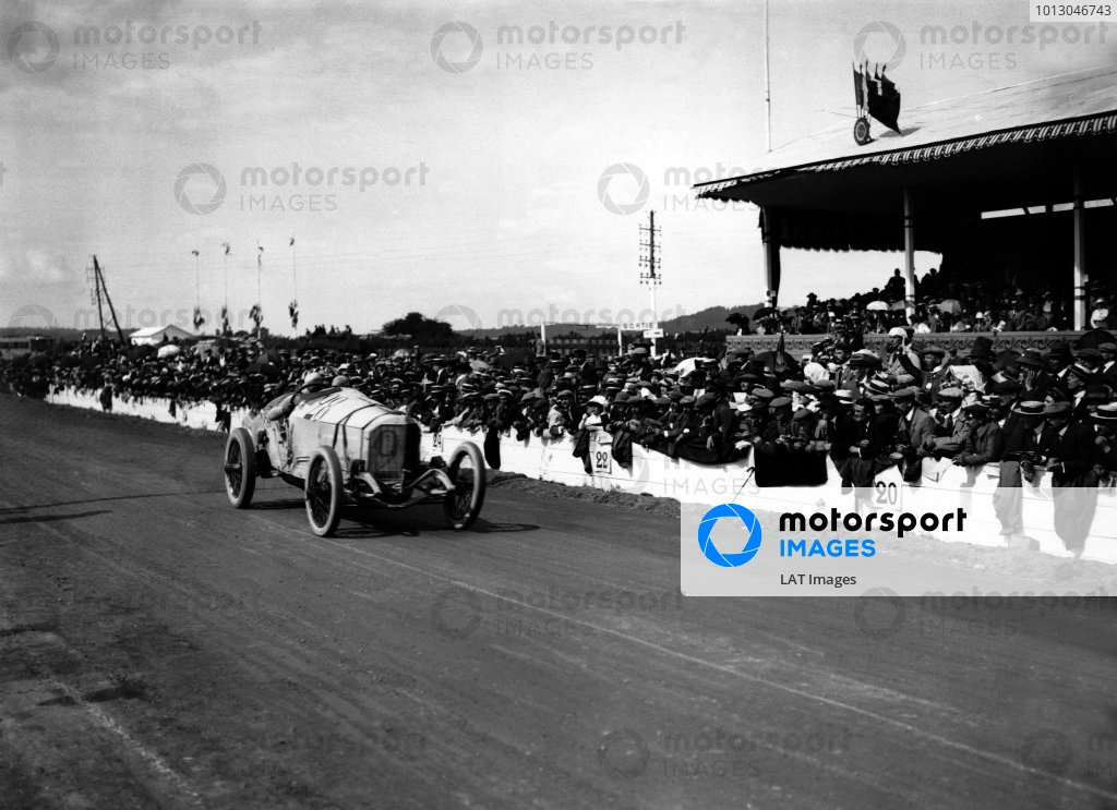 1914 French Grand Prix.