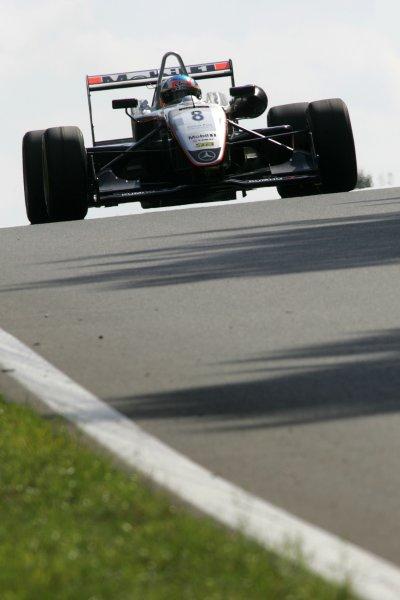 2007 Zandvoort Masters of Formula Three.Zolder, Belgium. 4th and 5th August 2007.James Jakes (GBR) Manor Motorsport Dallara MercedesWorld Copyright: Hoyer/Ebrey/LAT Photographic