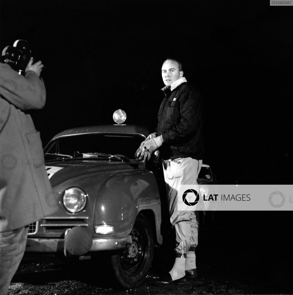 1961 RAC Rally of Great Britain.