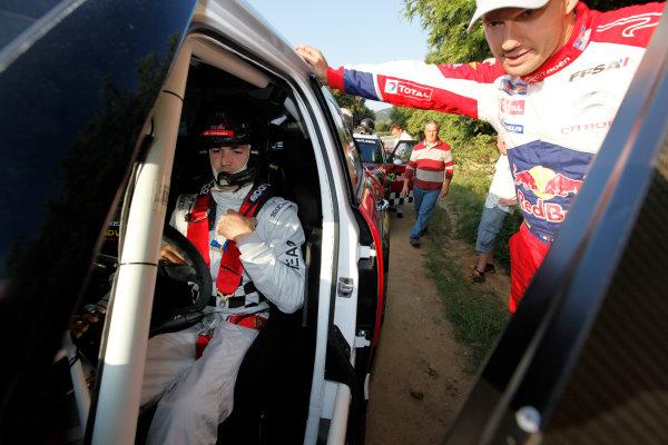 Round 05-Rally Italia Sardegna. 05th-08th May 2011.Dani Sordo, Mini WRC, Portrait.Worldwide Copyright: McKlein/LAT