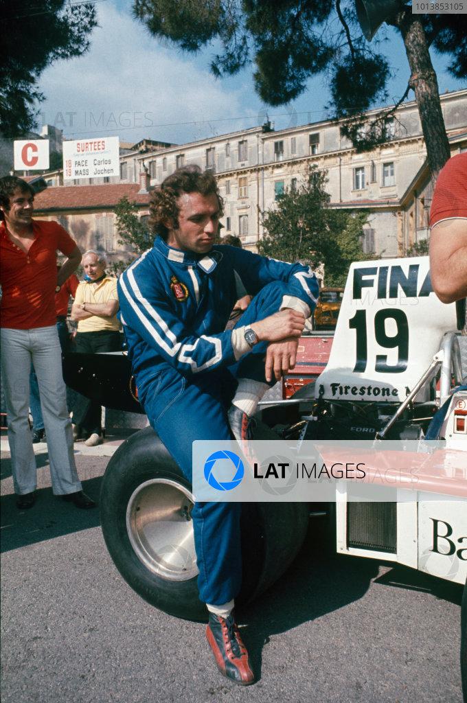 1974 Monaco Grand Prix  Photo   Motorsport Images