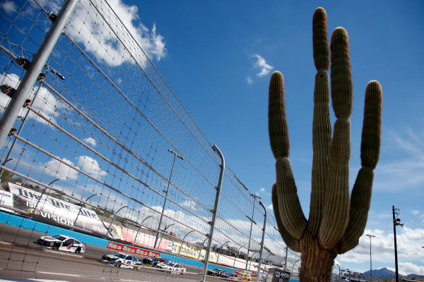 Monster Energy NASCAR Cup Series TicketGuardian 500 ISM Raceway, Phoenix, AZ USA Sunday 11 March 2018 Kevin Harvick, Stewart-Haas Racing, Ford Fusion Jimmy John's World Copyright: Lesley Ann Miller LAT Images
