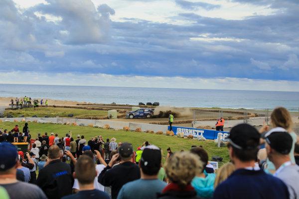 2017 FIA World Rally Championship, Round 13, Rally Australia 2017, 16-19 November 2017, Ott Tanak, Ford, action, Worldwide Copyright: LAT/McKlein