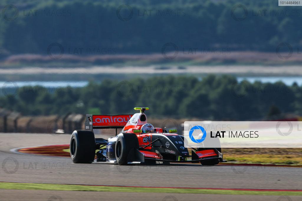 F3.5 V8 Series Testing - Motorland Aragon