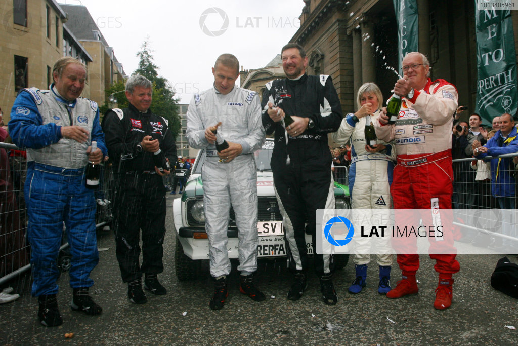 Perth, Scotland. 28th September 2008.