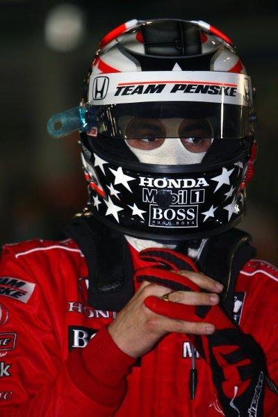 Sam Hornish Jr (USA), Team Penske.IRL IndyCar Series, Rd1, XM Satellite Indy 300, Homestead-Miami Speedway, Homestead, FLorida, USA. 23-25 March 2007.DIGITAL IMAGE
