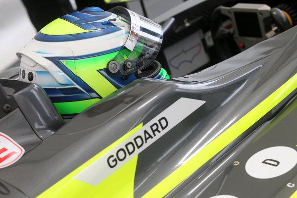 2016 MSA Formula Donington Park, 16th-17th April 2016, Zane Goddard (AUS) Double R Racing MSA Formula  World copyright. Jakob Ebrey/LAT Photographic