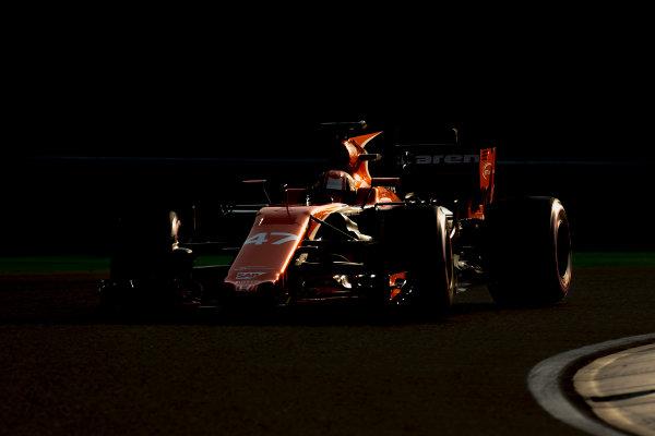 Hungaroring, Budapest, Hungary. Wednesday 2 August 2017. Lando Norris, McLaren MCL32 Honda.  World Copyright: Zak Mauger/LAT Images ref: Digital Image _56I9881
