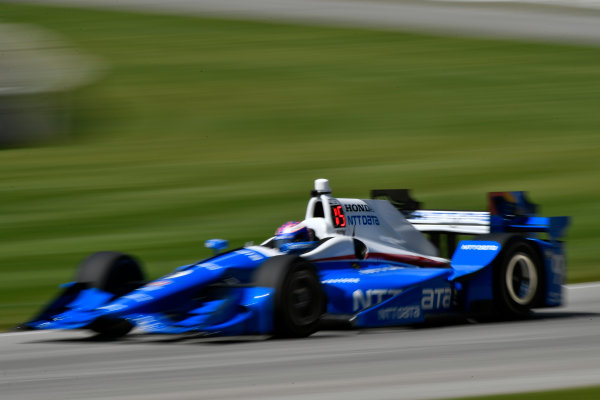 Verizon IndyCar Series Kohler Grand Prix Road America, Elkhart Lake, WI USA Friday 23 June 2017 Scott Dixon, Chip Ganassi Racing Teams Honda World Copyright: Scott R LePage LAT Images ref: Digital Image lepage-170623-ra-1286