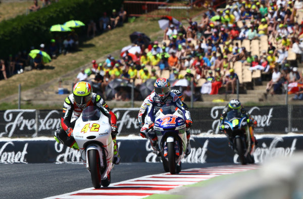 2017 Moto3 Championship - Round 7 Circuit de Catalunya, Barcelona, SpainSunday 11 June 2017 Marcos Ram?rez, Platinum Bay Real Estate World Copyright: Gold & Goose Photography/LAT Images ref: Digital Image 677394