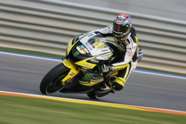 Spain Valencia Nov 05-07Colin Edwards Monster Yamaha Tech 3