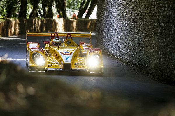 Romain Dumas, Porsche RS Spyder LMP2