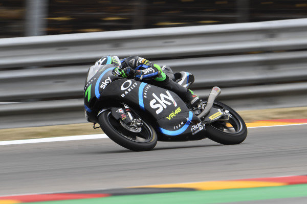 Celestino Vietti, Sky Racing Team VR46.