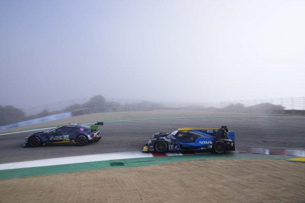 #11: WIN Autosport ORECA LMP2 07, LMP2: Steven Thomas, Tristan Nunez