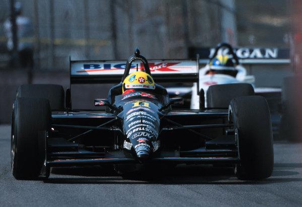 1999 CART Toronto G P.Fittipaldi and Castro-Neves-1999, Michael L. Levitt, USALAT PHOTOGRAPHIC